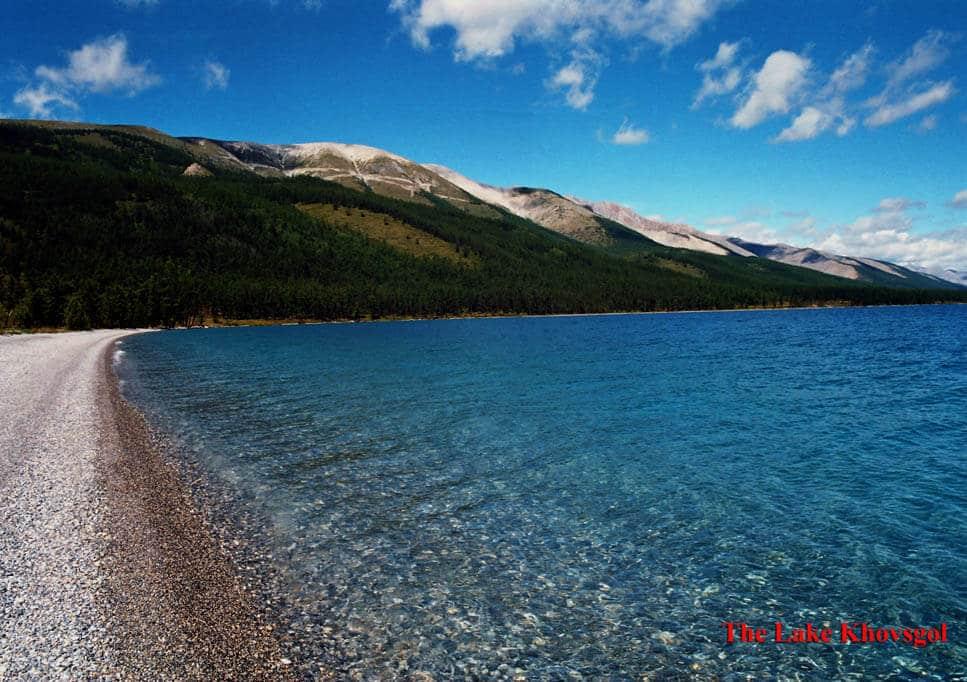 Khuvsgul lake tour
