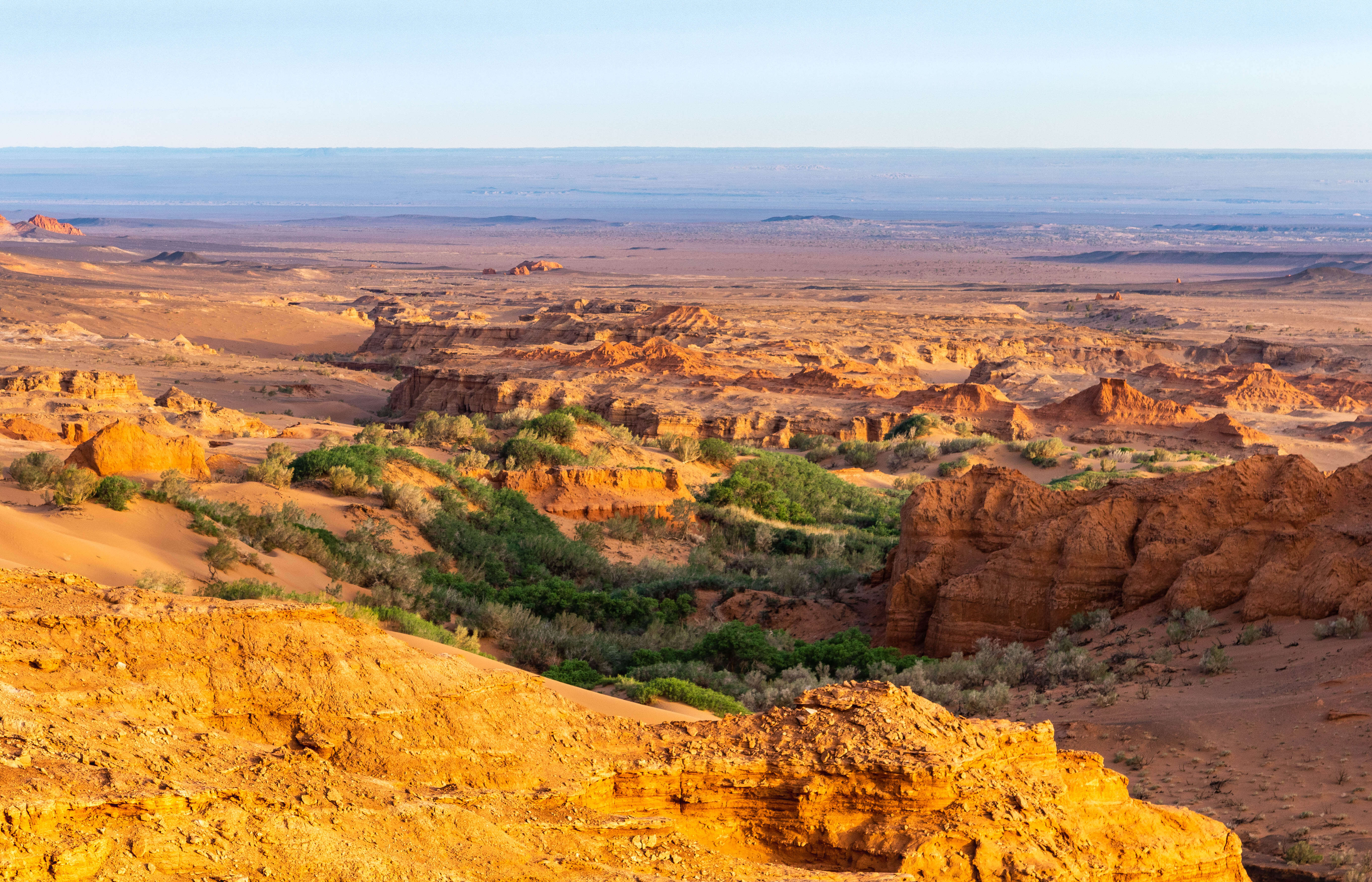 3 Best Tourist Attractions in Gobi Desert